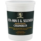 Vita-E and Selenium Crumbles