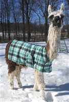 Fleece Cria Blanket