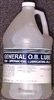 OB Lube (lubricating gel) - Gallon
