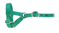 Amish 2-Way Adjustable Slim Llama Halter
