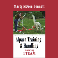 Alpaca TTeam Training and Handling by Marty McGee DVD