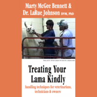 Treating Your Llama Kindly by Marty McGee DVD