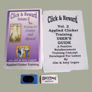 Click & Reward Training DVD-Volume #2