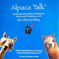 Alpaca Talk CD - Gentle Spirit Training