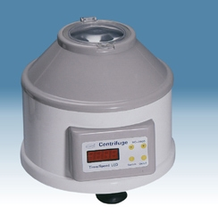 Centrifuge with Timer and Speed Control