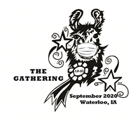 Gathering 2020 Logo T-Shirt -CLEARANCE