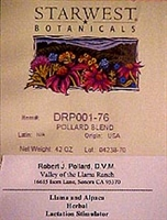 Dr. Pollard's Lactation Stimulator - CURRENTLY UNAVAILABLE