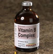 VITAMIN B Complex Injectable