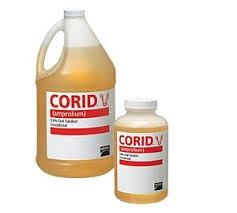 Corid Liquid - 16 oz. ($19.50) or Gallon ($102.99)