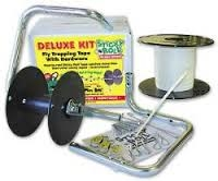 Mr. Sticky Deluxe Kit ( 81' Trapping Tape with Hardware)