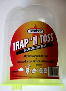 Trap 'N Toss Disposable Fly Trap