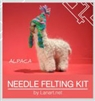 Huacaya Alpaca Needle Felt Kit