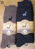 Men's Alpaca Hunter Socks