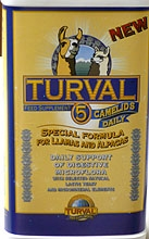 Turval 5 - Camelids Daily Support