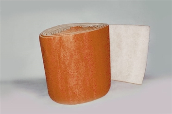 "Series 66 Orange & White Heavy Duty Tacky Roll (22"" x 90')"