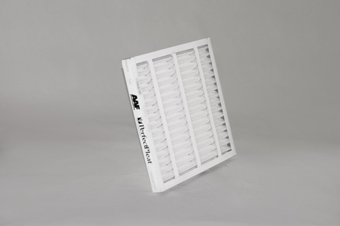 Pleated Merv 11 Filters (24x24x4) (6/box)
