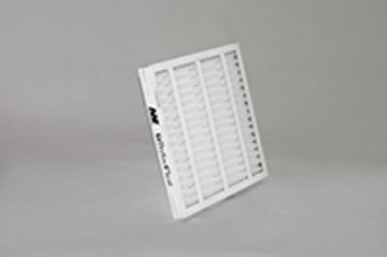 Pleated Filters 45 Percent with Beverage Board Frame (20 x 20 x 2) (12/box)