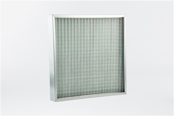 Metal Exhaust Filter (18x25x1) (12/box)