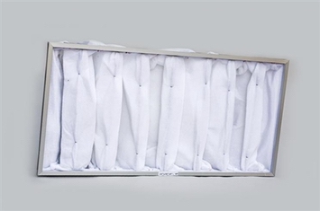 Prefilter 8 Pocket Bag with Header (19.75 x 46 x 8) (2/box)