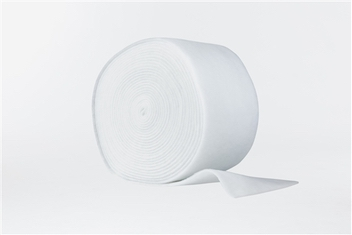 All White Dry Poly Roll (22x40yds)