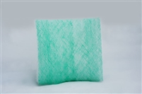 12 Gram Green & White Fiberglass Pads (20 x 25) (50/box)