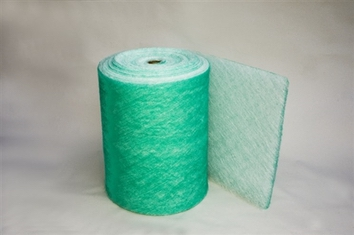 15 Gram Green & White Fiberglass Roll (48x300')