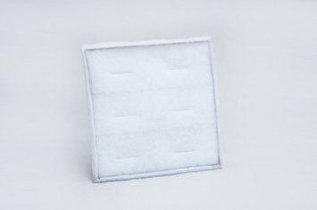 Panel Dual-Ply Prefilter All White Dry (24X24) (12/Box)