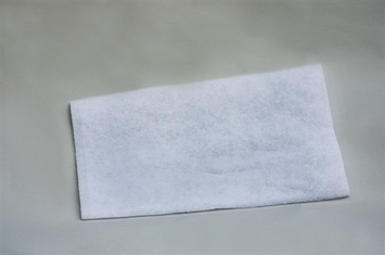 "Misc. Poly Roll - All White Dry Poly (25"" x 40 yards)"
