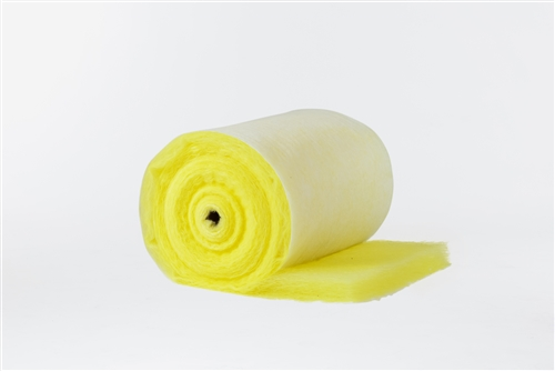 32 Gram Yellow Fiberglass Roll w/ Poly Back (60 x 165 x 4)