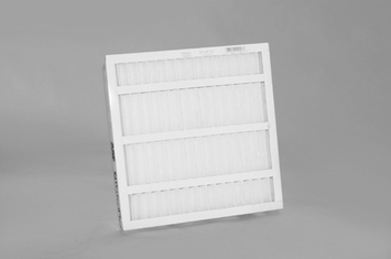 Pleated Filters 45 Percent with Beverage Board Frame with Charcoal (20 x 20 x 2) (6/box)