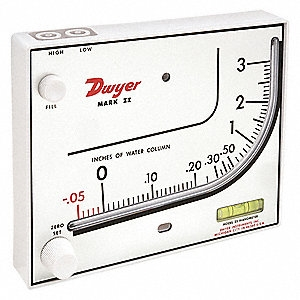 Dwyer Mark II 25 Manometer