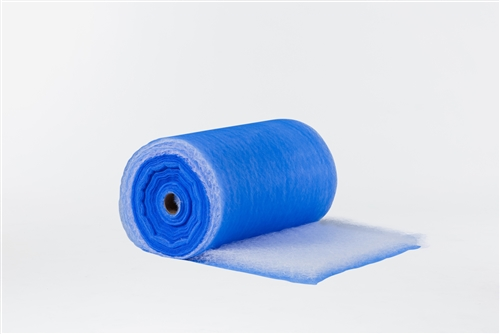 "18 Gram Blue & White Fiberglass Roll (28"" x 300')"