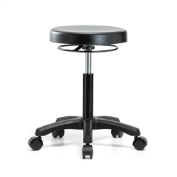 Perch Polyurethane Work Stool