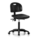 Perch Ergonomic Industrial Chair with Handle