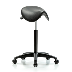 Perch Saddle Stool (