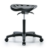 Perch Polyurethane Tractor Stool with Tilt Control