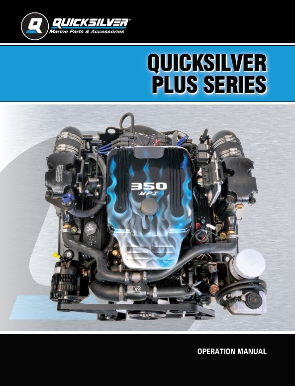 Quicksilver Owners Manual