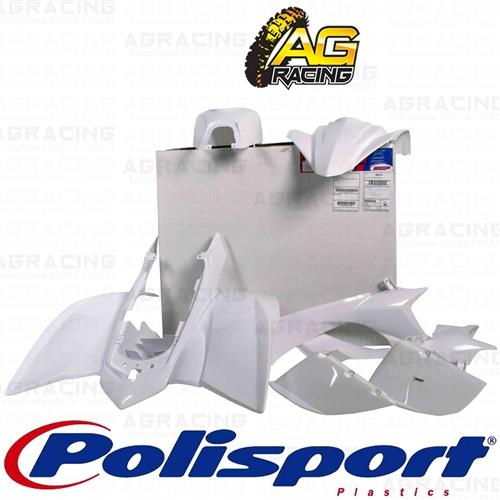 Polisport Plastics Quad Box Kit For Yamaha YFZ 450 White 2004-2008