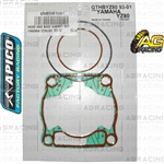 Apico Head & Base Gasket Set For Yamaha YZ 80 1993-2001 Motocross Enduro