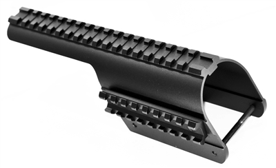 Remington 870 12 Gauge Grip Stock Kit Black.