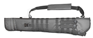 Trinity tactical scabbard padded case gray rifle shotgun gear CVSCB2917