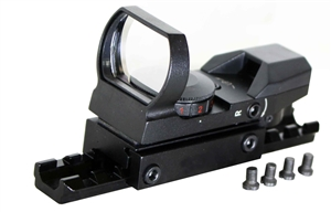 Reflex sight and mount for Marlin 336