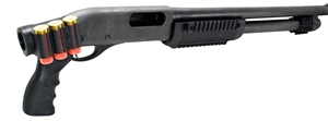 Trinity tactical grip with shell holder for remington 870 12 gauge hunting tactical accessory home defense.