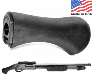 Tactical Raptor Grip for Remington 870 12 gauge and H&R 1871 12 gauge pumps.