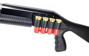 Trinity 12 gauge shot shell holder for savage arms stevens 320 hunting tactical home defense ammo pouch.