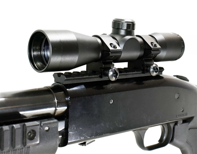 4X32 Combat Scope With Mount For Mossberg 500-590.
