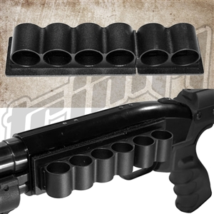 Trinity universal shot shell holder for 12 gauge shotguns tactical home defense target range accessory ammo carrier mossberg remington winchester.