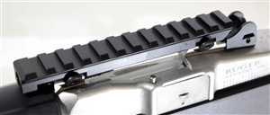 Ruger Mini14 Mini30 Picatinny Rail Mount for Scopes and Optics.