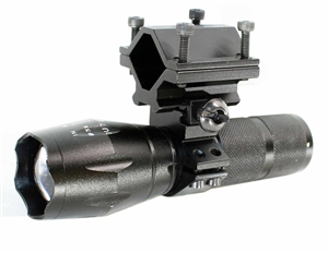 1000 lumen LED Flashlight For Remington 870 Pump.