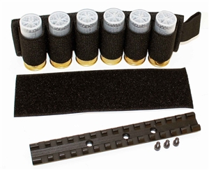 H&R1871 NEF Pardner Pump Scope Rail Mount and Shell Holder Kit.